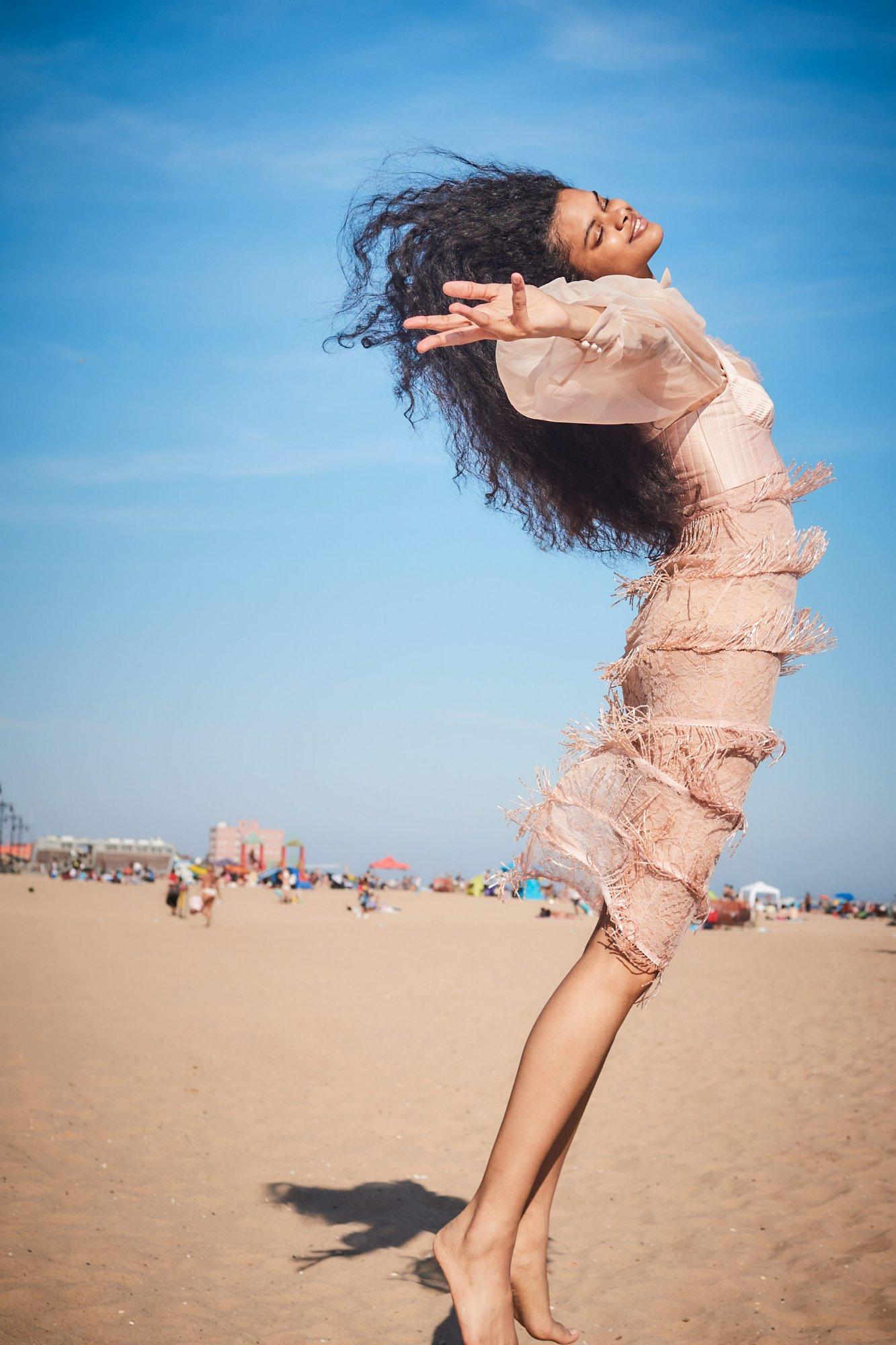 Anna Palma French Magazine