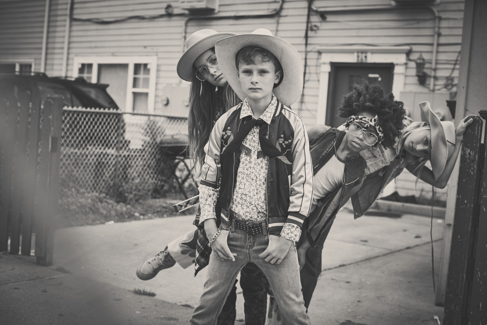 Anna Palma Rockaway Boys