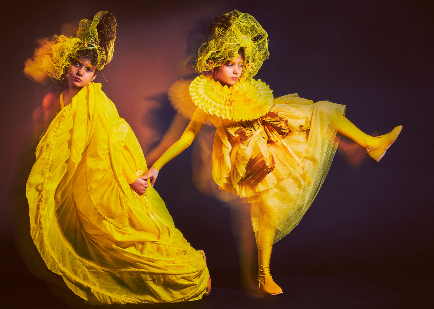 Anna Palma Twins
