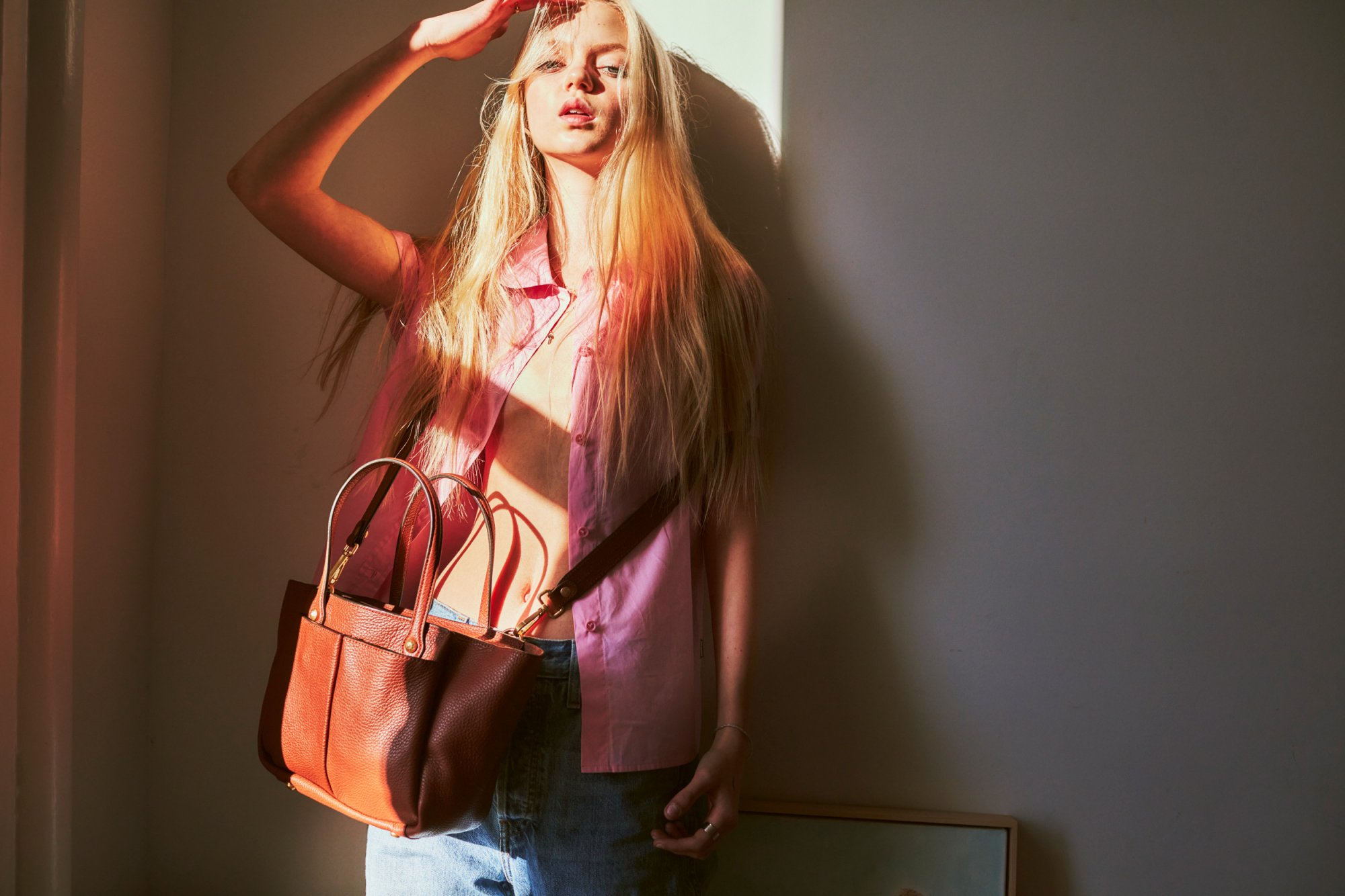 Anna Palma Coco with Annabelle Bags