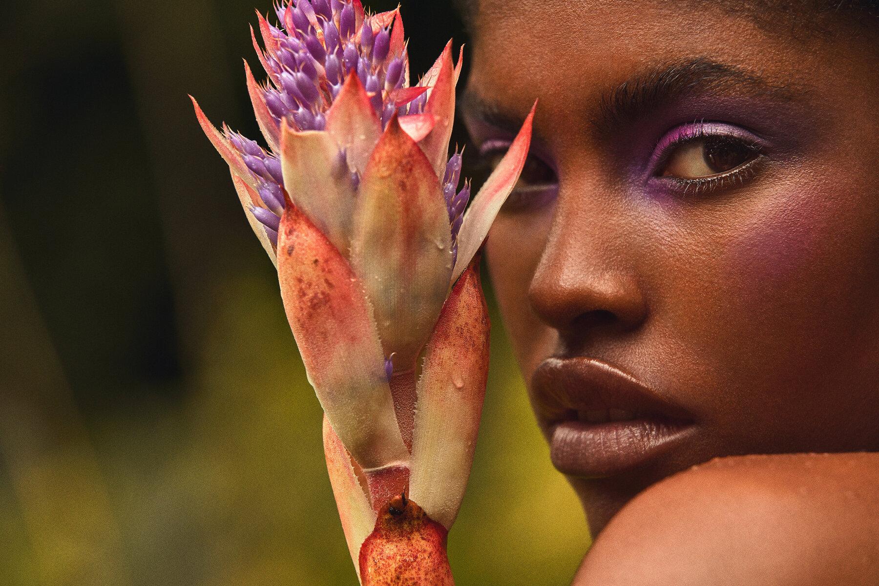 Anna Palma Vogue Mexico - Beauty