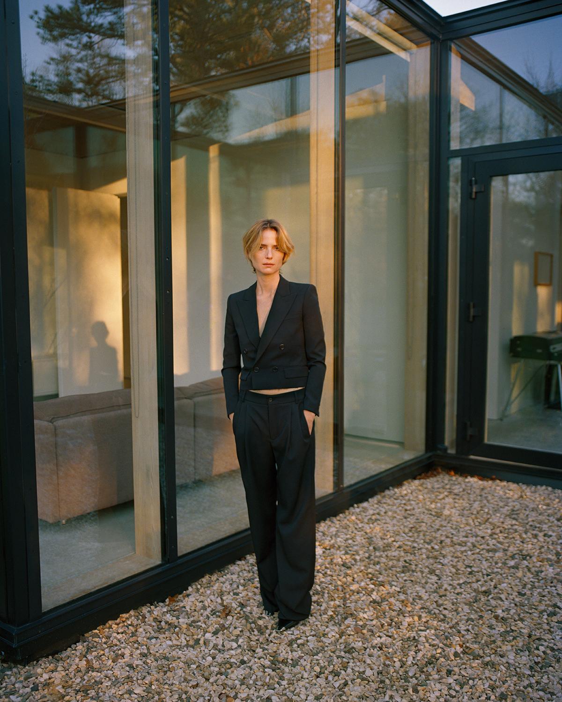 Bjorn Iooss Harper's Bazaar Russia