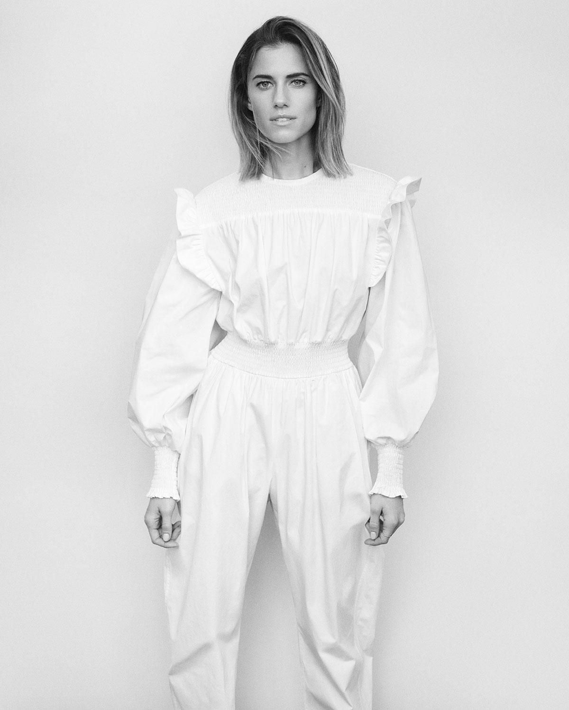 Bjorn Iooss The Sunday Times Style - Allison Williams