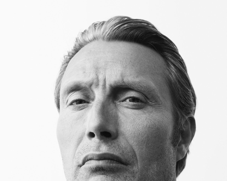 Bjorn Iooss Mr Porter - Mads Mikkelsen