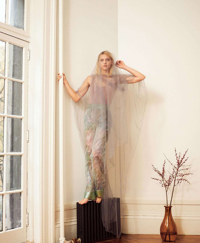 Bjorn Iooss Telegraph Luxury - Sasha Pivovarova