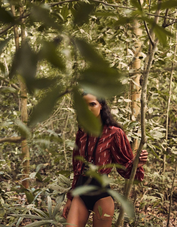 Bjorn Iooss Vogue Mexico