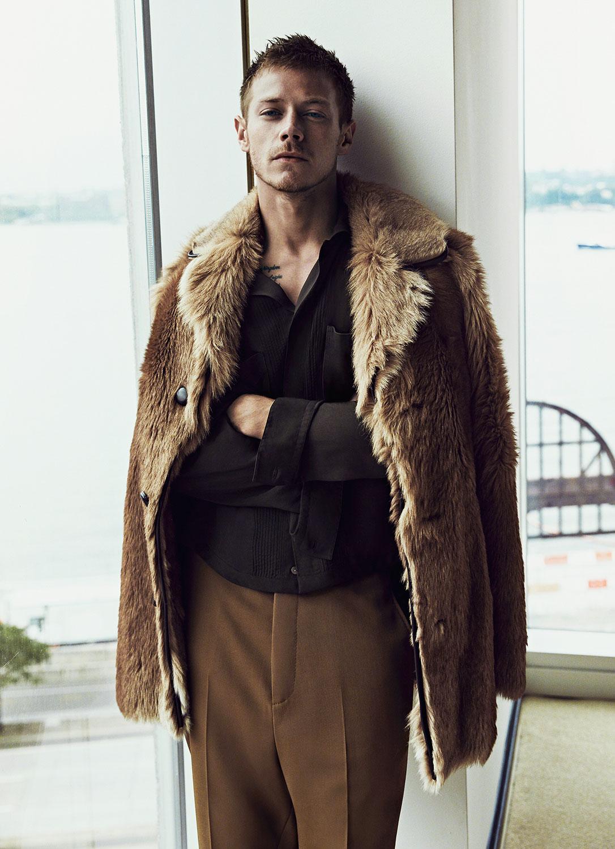 Bjorn Iooss L'Uomo Vogue - McCaul Lombardi