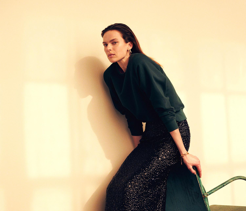 Bjorn Iooss Vogue Spain - Elise Crombez