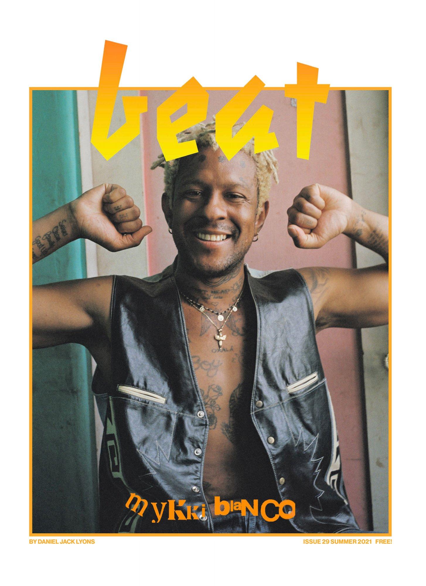Daniel Jack Lyons Beat Magazine - Mykki Blanco