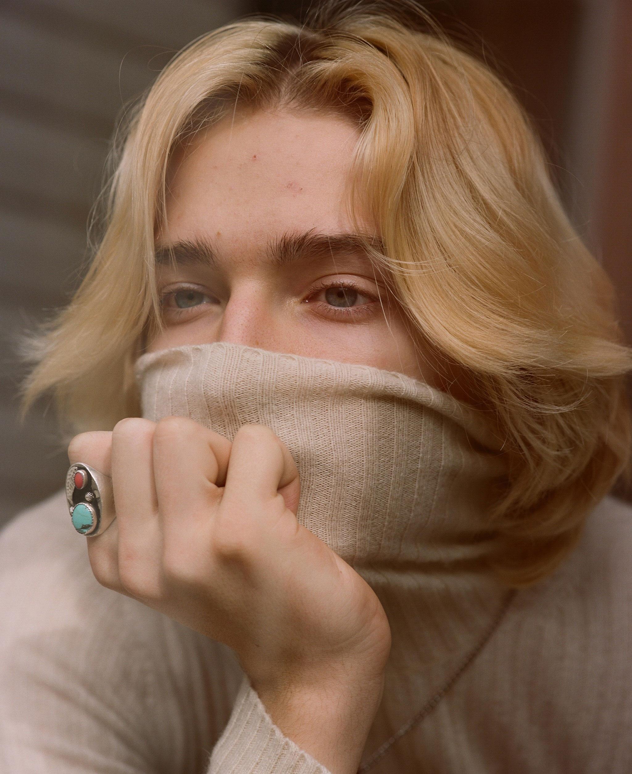 Daniel Jack Lyons Vogue Italia