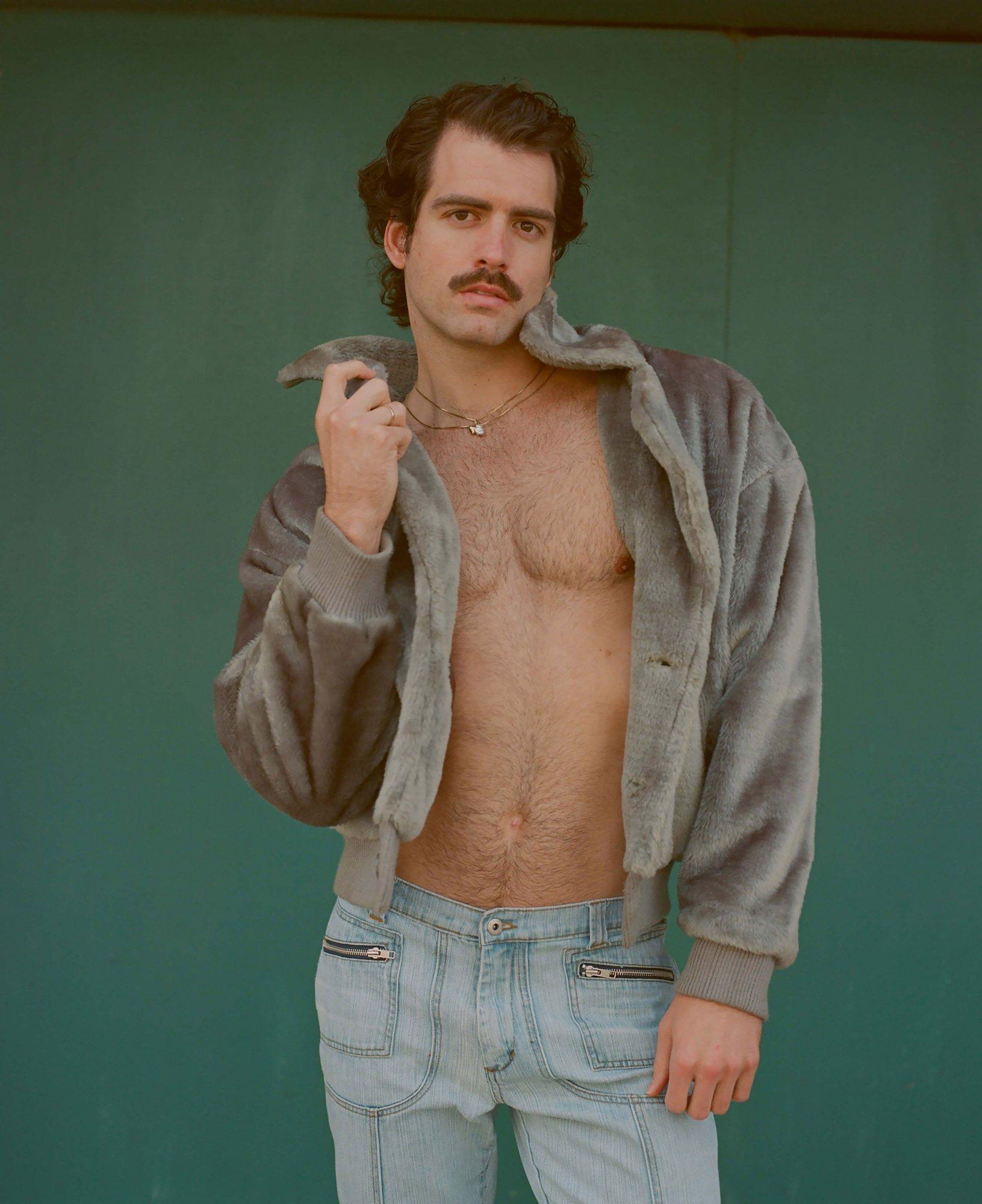 Daniel Jack Lyons Fantastic Man-International Male