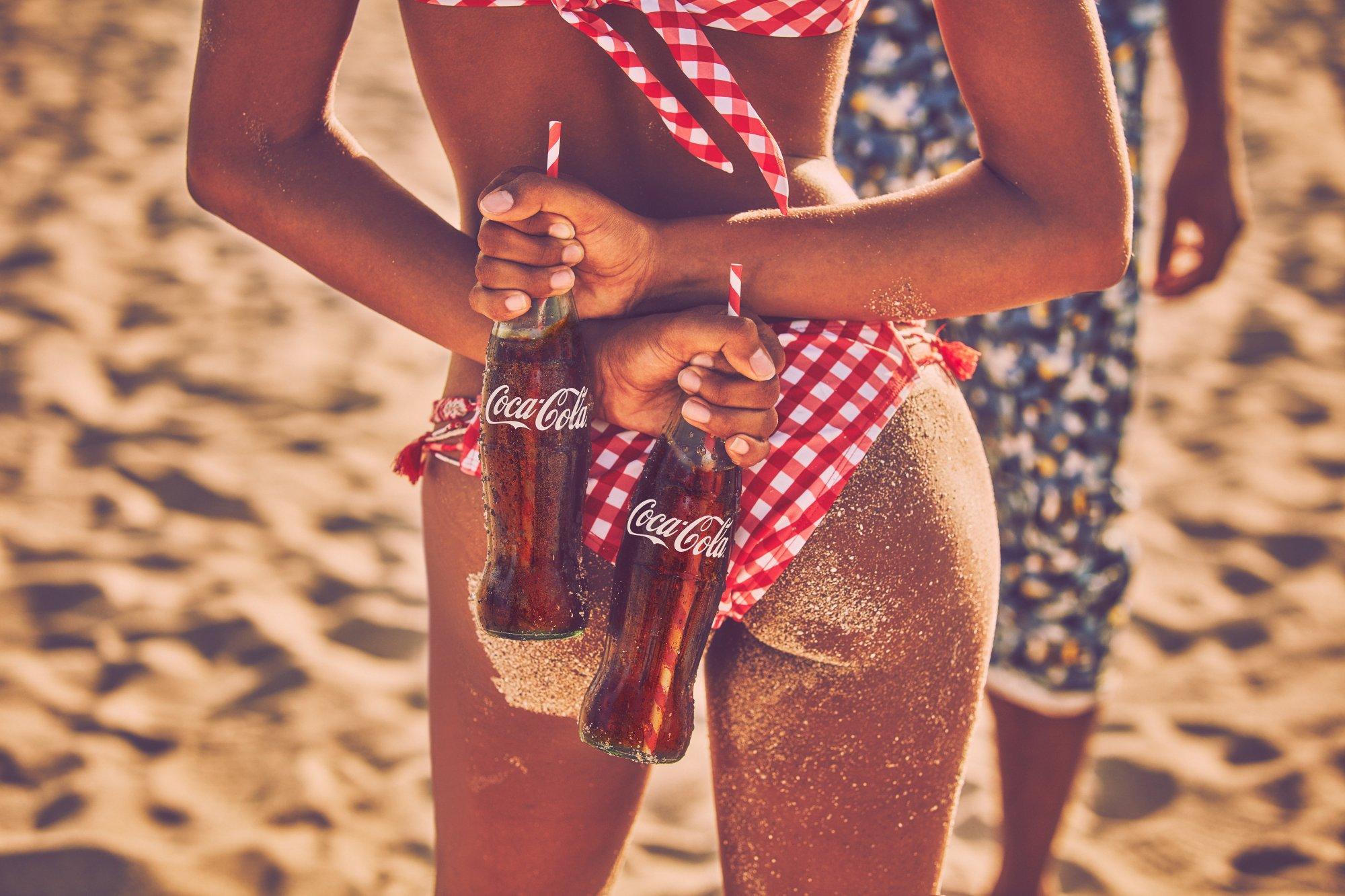 Guy Aroch Coca Cola