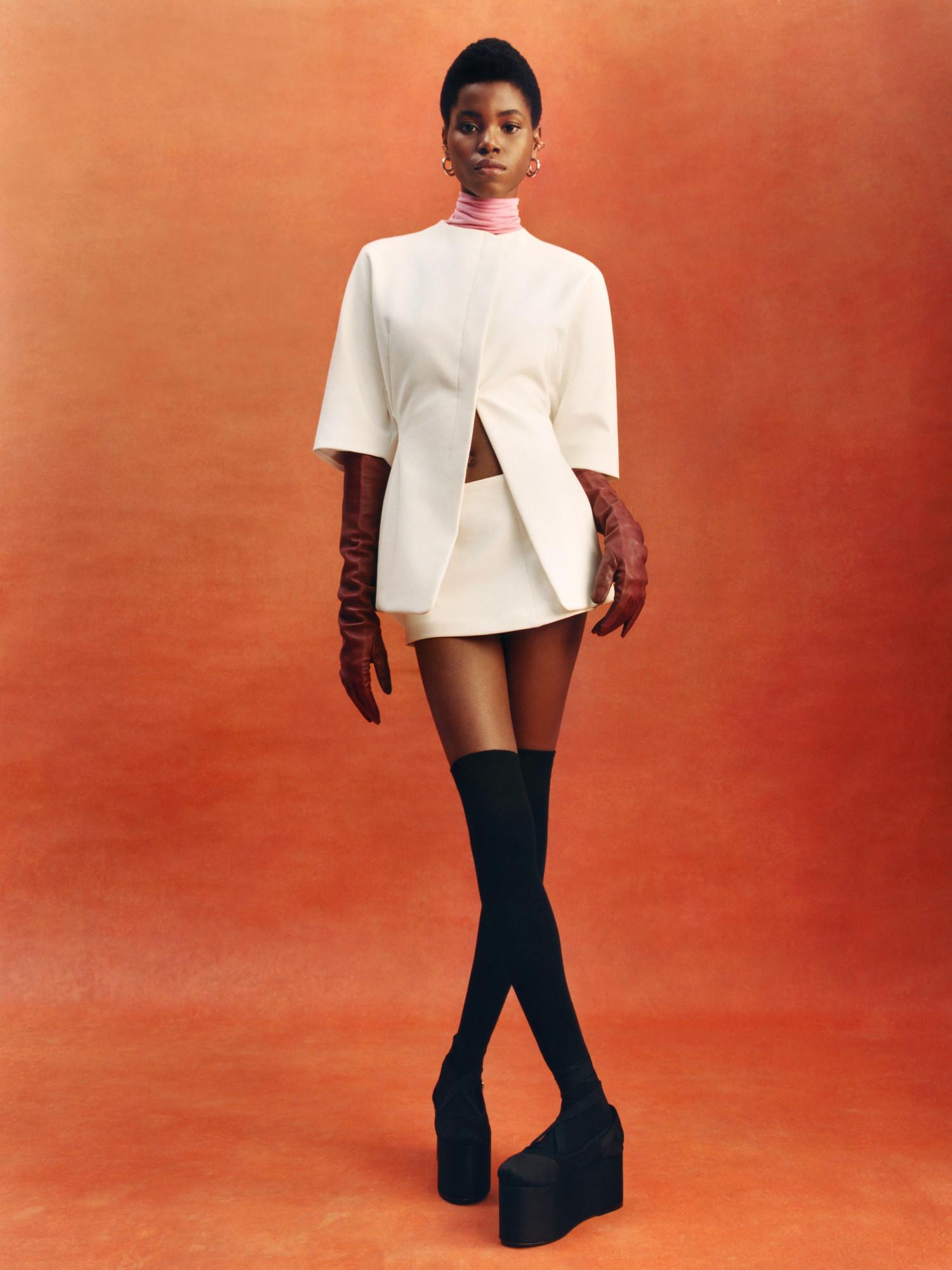 Marc Hibbert British Vogue