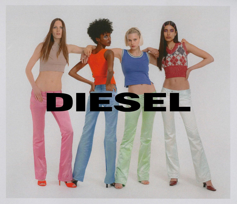 Roxane Dia Diesel