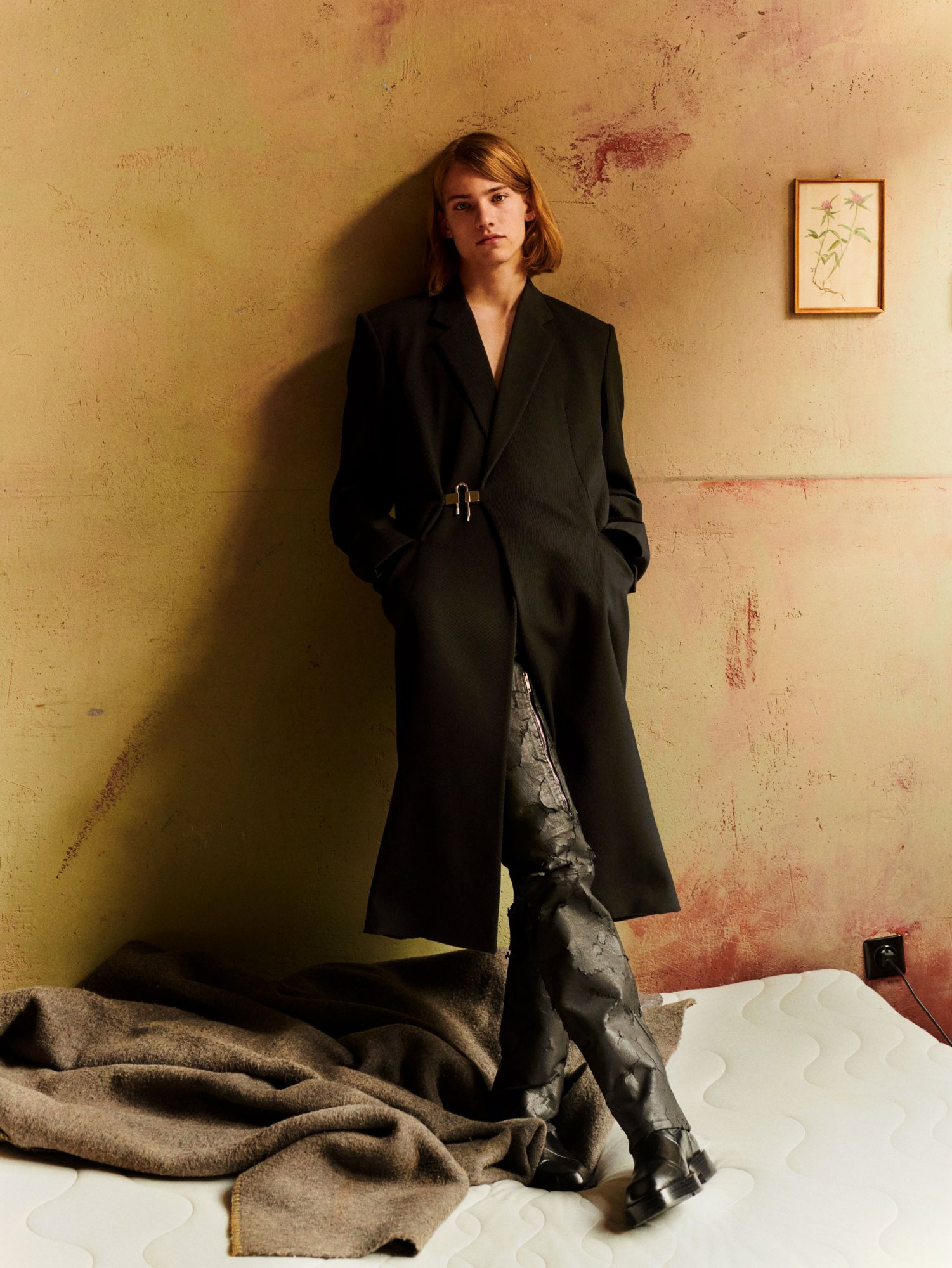 Roxane Dia GQ Style Germany