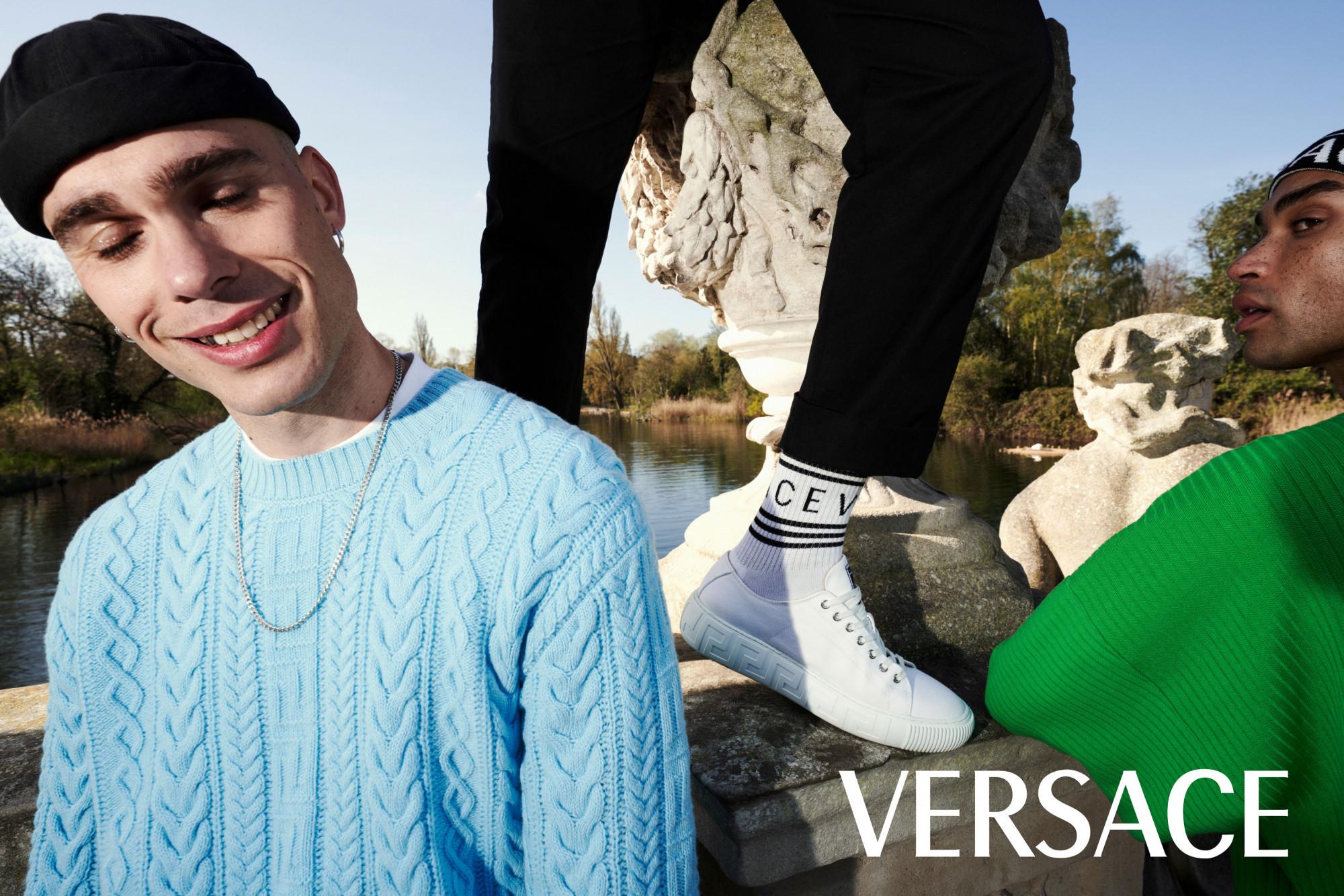 Till Janz Versace
