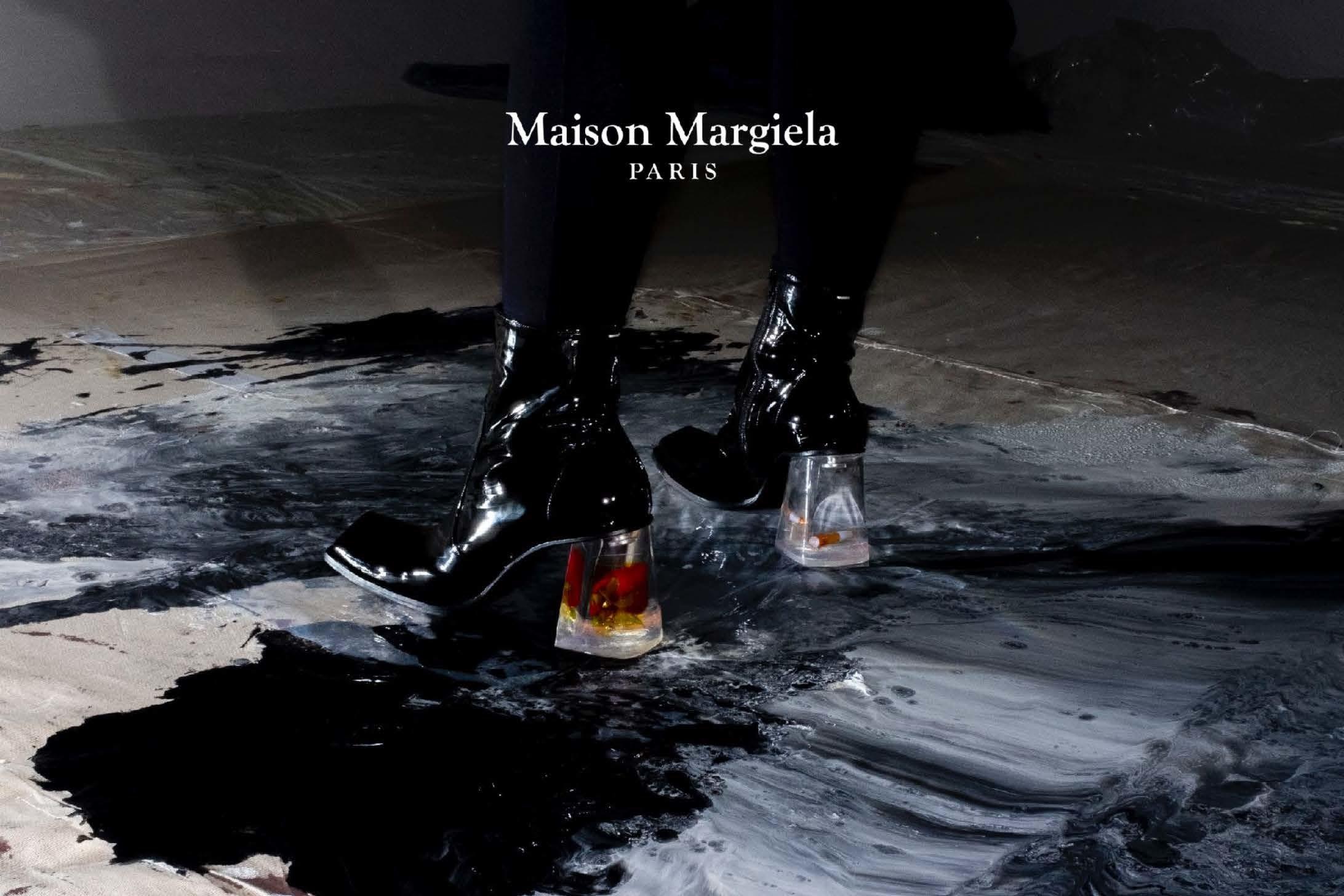 Till Janz Maison Margiela