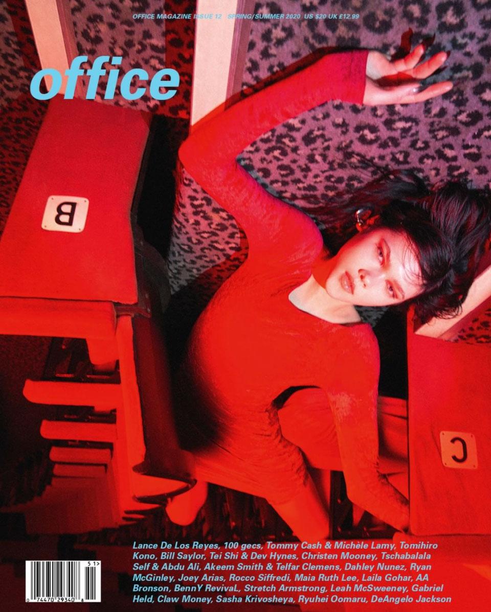 Till Janz Office Magazine