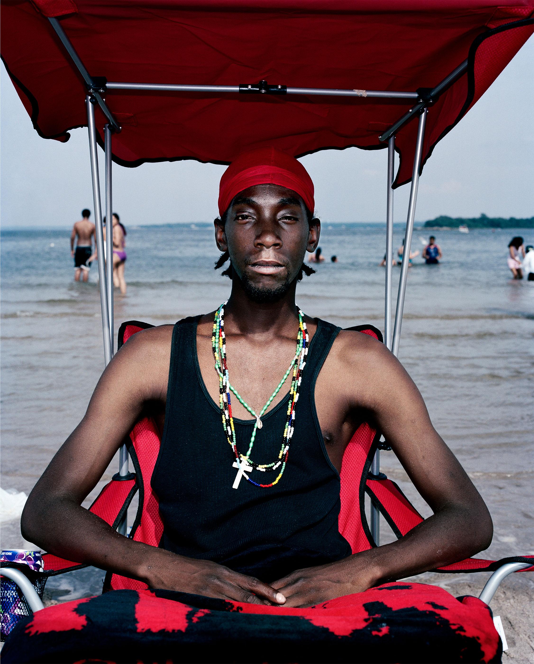 Wayne Lawrence Orchard Beach: The Bronx Riviera