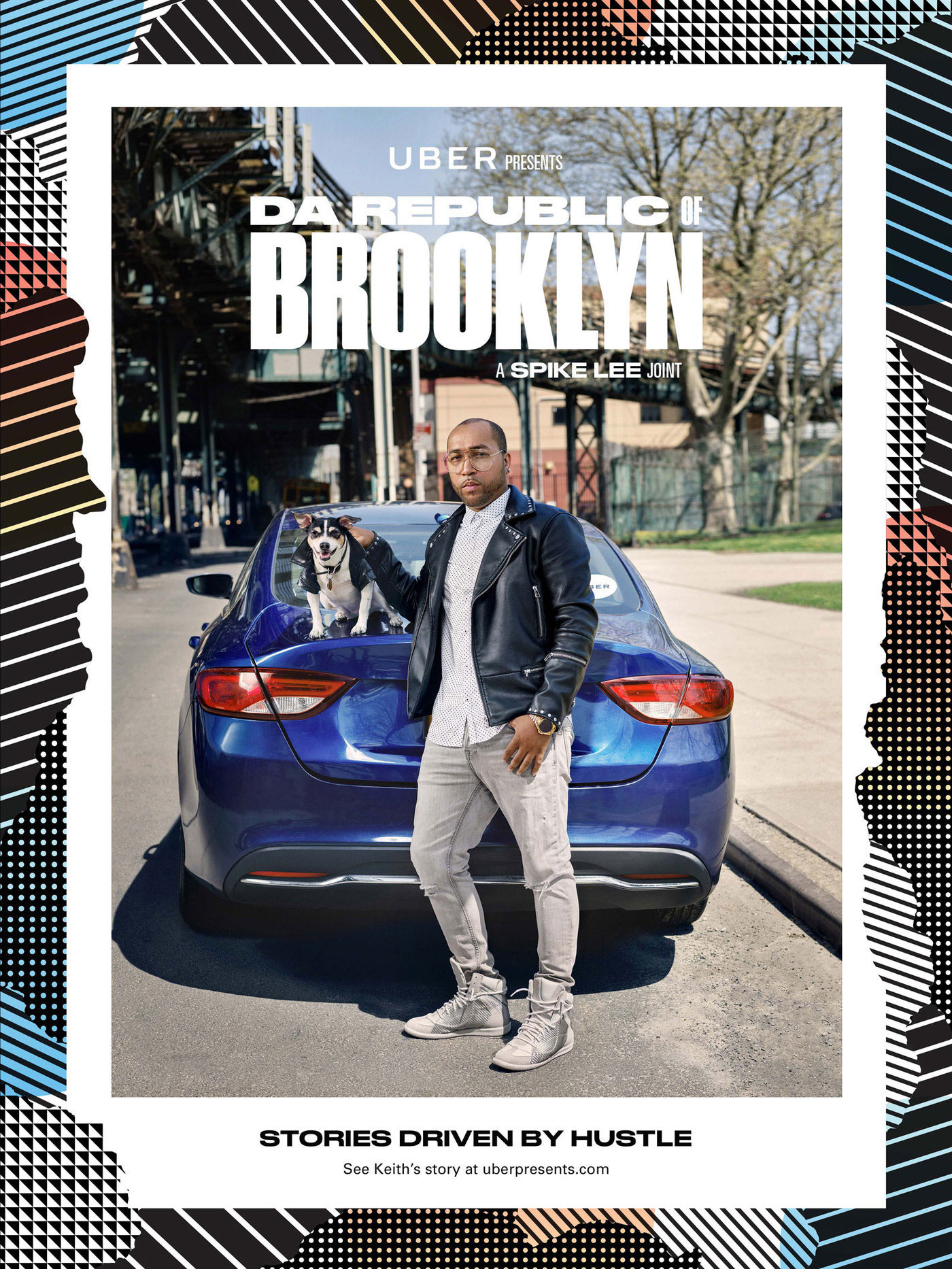 Wayne Lawrence Uber - Da Republic of Brooklyn
